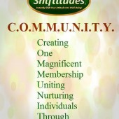 Speed up your spiritual awakening with an inspiring community!