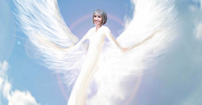 Spiritual Journey and Growth Expert Angel